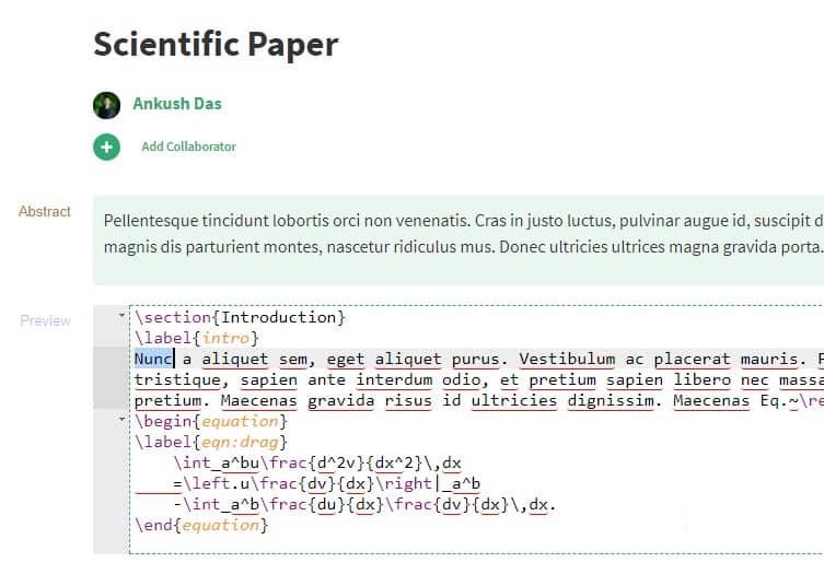 linux平台上好用的latex编辑器